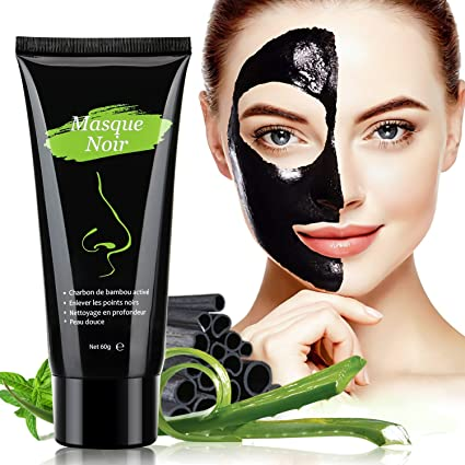masque anti acne points noirs black mask