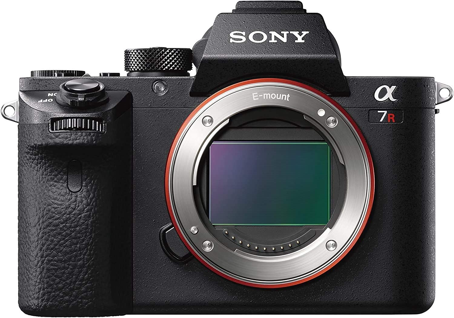 Sony ILCE7RM2B.CEC Alpha 7 R II - Cámara evil de fotograma completo (42,4 MP, enfoque automático rápido 0.02s, estabilización de imagen óptica de 5 ejes, 4K HLG)