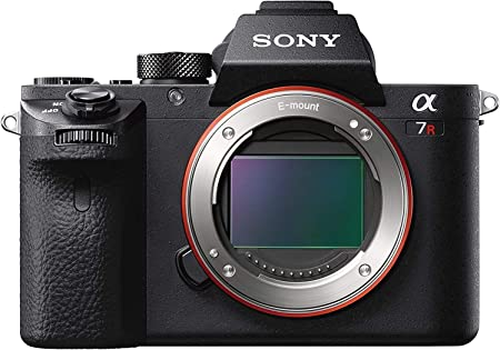 Sony Alpha 7 R Ii Full Frame Mirrorless Camera Amazon Co Uk Camera Photo