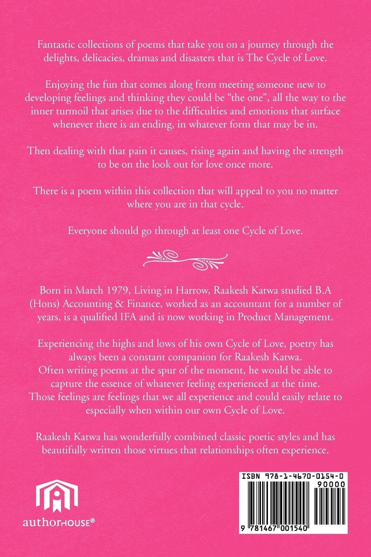 The Cycle Of Love Amazoncouk Raakesh Katwa 9781467001540 Books