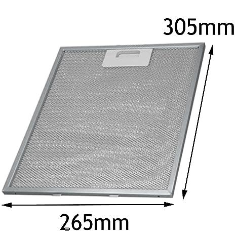 Spares2go in alluminio per grasso rete filtro per Ikea cappa fan ...