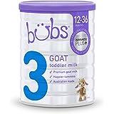 Bubs Advanced Plus+ Stage 3 Goat Milk Drink Toddler Formula, 800 g