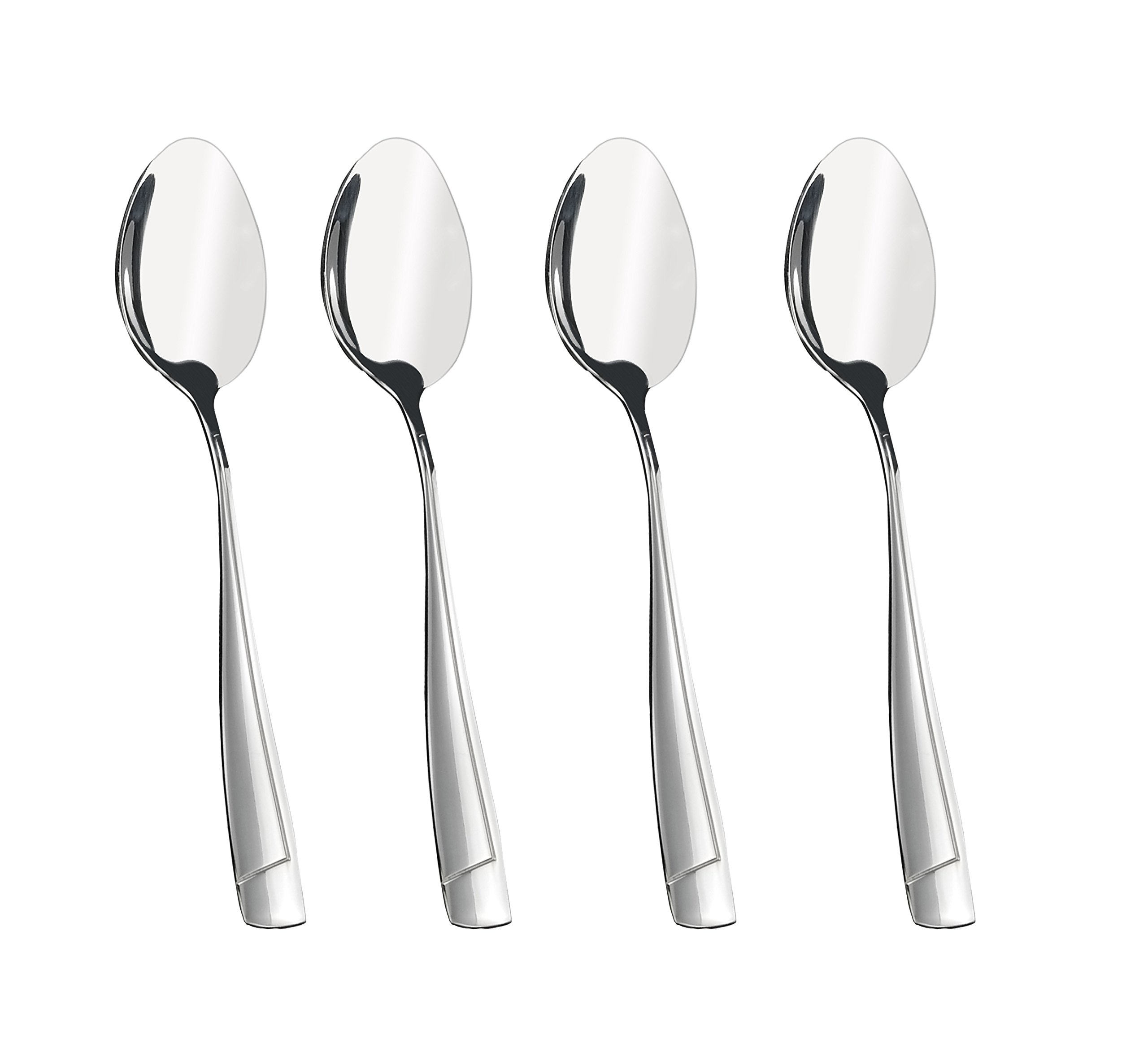Cand 16-Piece Stainless Steel Dinner Spoons Set