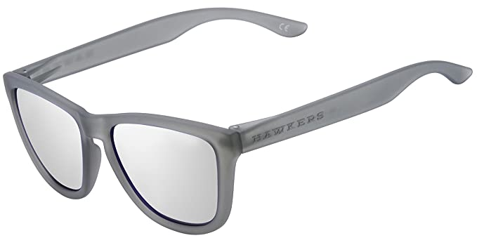 vendita professionale design senza tempo nuova alta qualità Hawkers occhiali da sole, Grigio/Argento, One Size Unisex: Amazon ...
