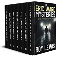 THE ERIC WARD MYSTERIES books 1-7: seven gripping crime thriller box set (TOTALLY GRIPPING CRIME THRILLER AND SUSPENSE…