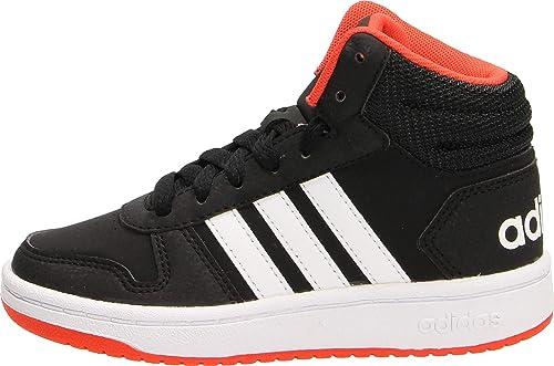 new styles 3a49d 01af2 Hoops Mid Bambini it K Scarpe Basket Da 0 Unisex Adidas 2 Amazon 6A1FwnqqU
