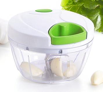 Cuchillo rebanador/Hâchoir/Batidora para alimentos manual para frutas, verduras, etc.