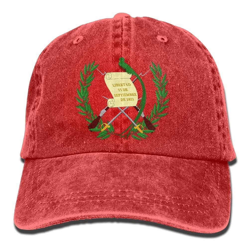 Desconocido Sombrero de algodón Snapback de Guatemala: Amazon.es ...