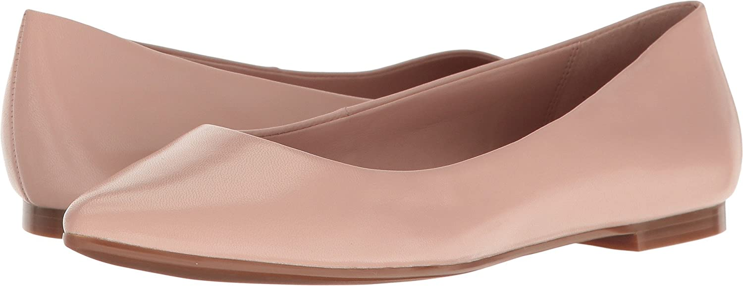 BCBG Generation Women's Millie Loafer Flat B06Y4K7D7G 8 B(M) US|Shell Leather