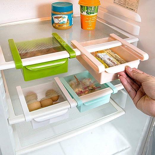 Caja de almacenamiento para frigorífico 4 unidades de contenedores ...