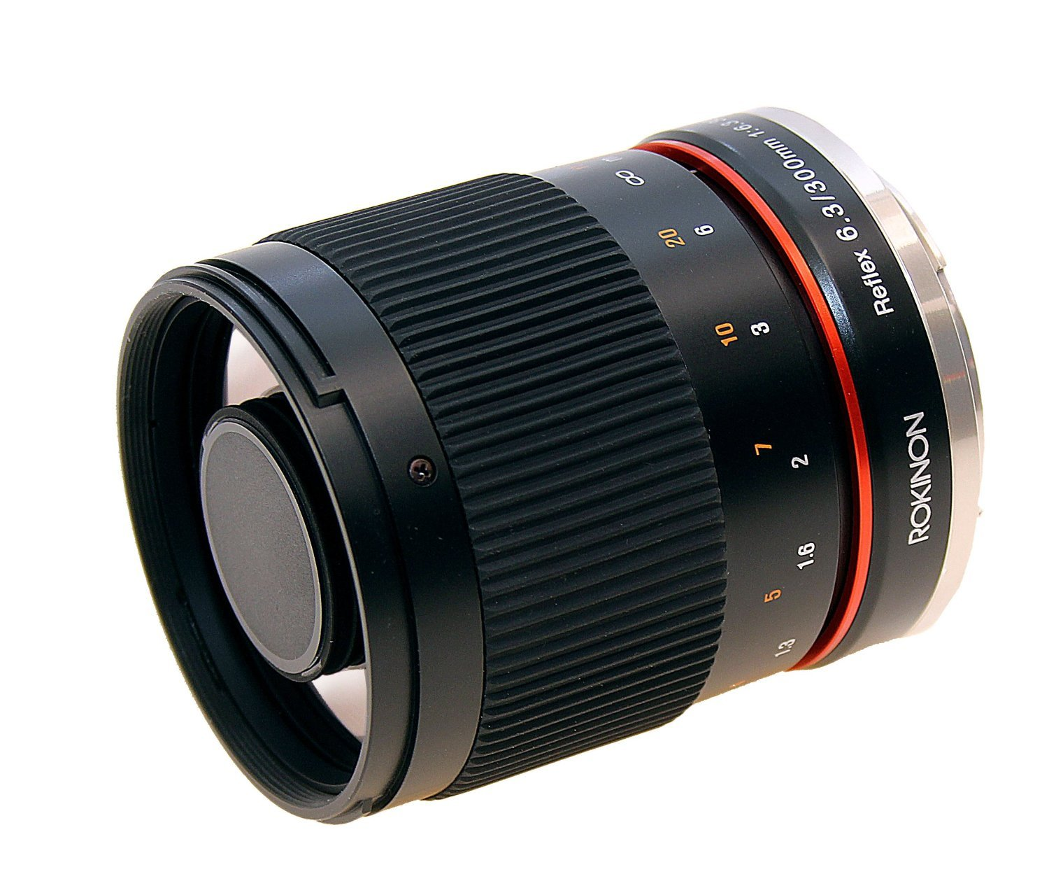 Rokinon 300M-C 300mm F6.3 Mirror Lens for Canon EF Cameras [並行輸入品]   B019SZEDD2