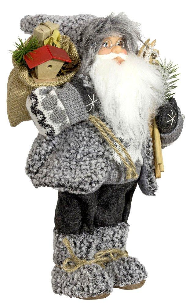 ventas calientes Lot de 3 – Figura de Papá Noel 'Brian' 'Brian' 'Brian' 30 cm – Calidad coolminiprix  Venta al por mayor barato y de alta calidad.