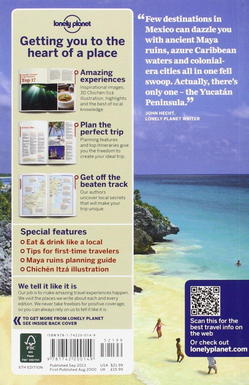 Cancún, Cozumel & the Yucatán 6 Country Regional Guides: Amazon.es: John Hecht, Sandra Bao: Libros en idiomas extranjeros