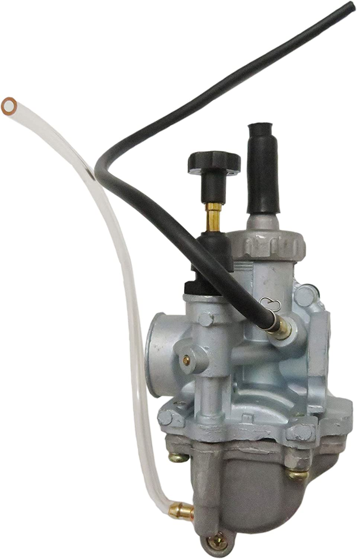 New Carburetor For Suzuki LT80 Quadsport LT 80 2x4 ATV Carb 1987-2006 JEM/&JULES