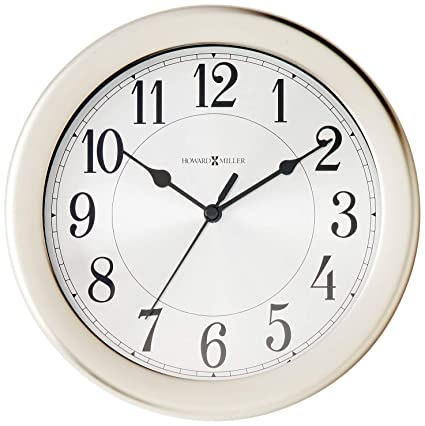 Amazon Com Howard Miller 625 313 Pisces Wall Clock By Home Kitchen