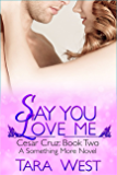 Say You Love Me (Something More Book 6)