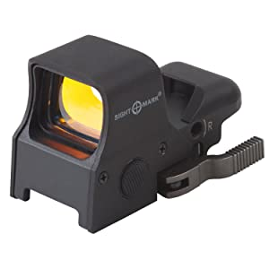 Sightmark Ultra Shot Sight QD Digital Switch, best red dot sight