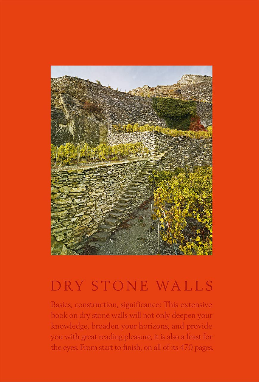 Dry Stone Walls: Basics, Construction, Significance (Crafts)