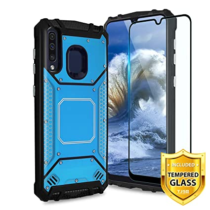 Amazon.com: TJS - Carcasa para Samsung Galaxy A20/Galaxy A30 ...