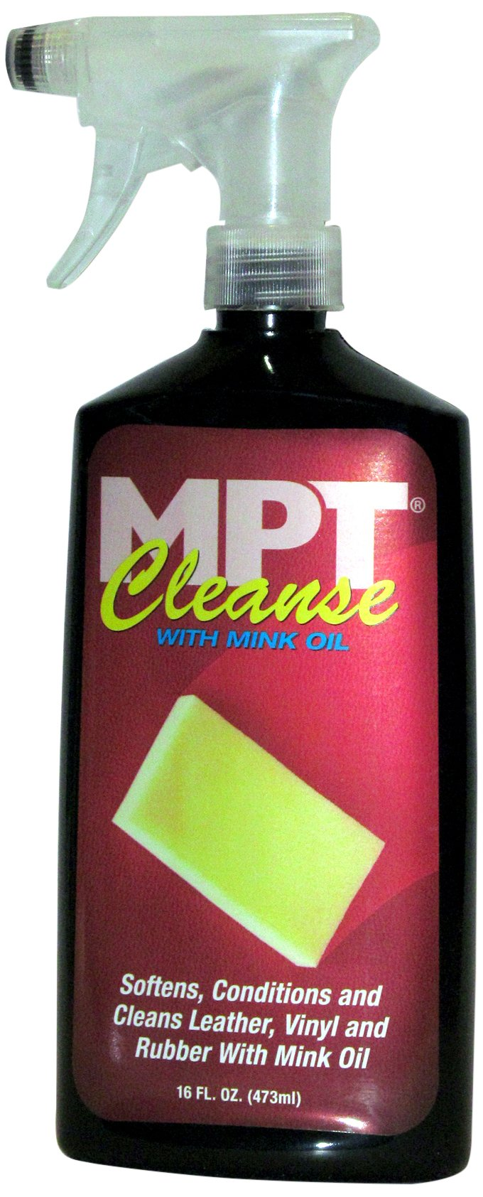 MPT MPT-155 Cleanse with Mink Oil - 16 fl. oz.