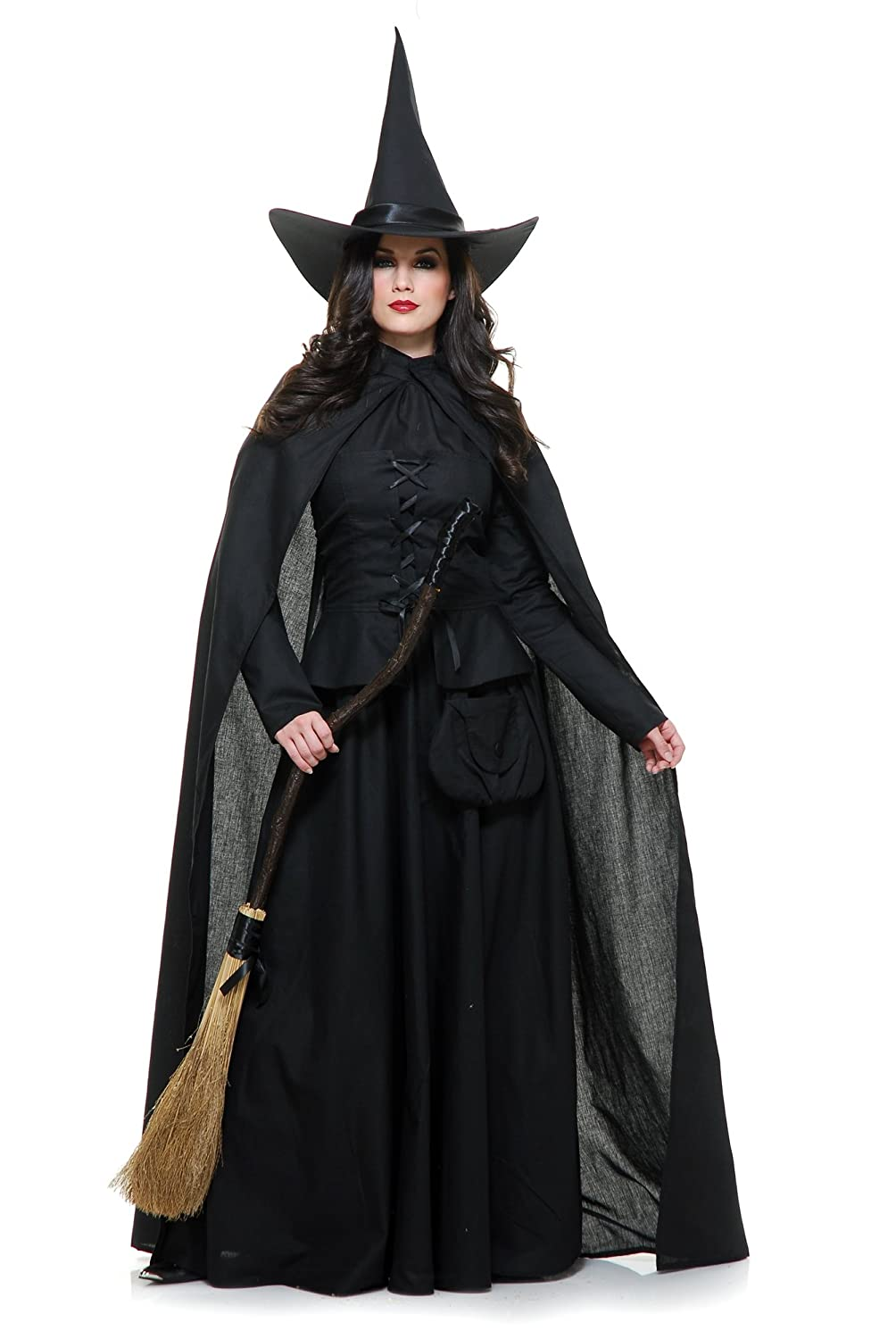 Heartless Witch Adult Fancy Dress Costume Small