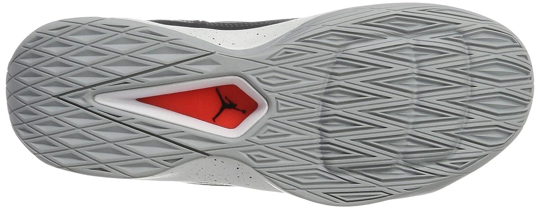 Nike 844065-007, Zapatillas de Baloncesto para Hombre, Gris (Wolf Grey/Black/Dark Grey/White), 45 EU