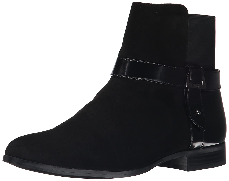Calvin Klein Women's Raison Boot B00W34DJR2 7.5 B(M) US Black