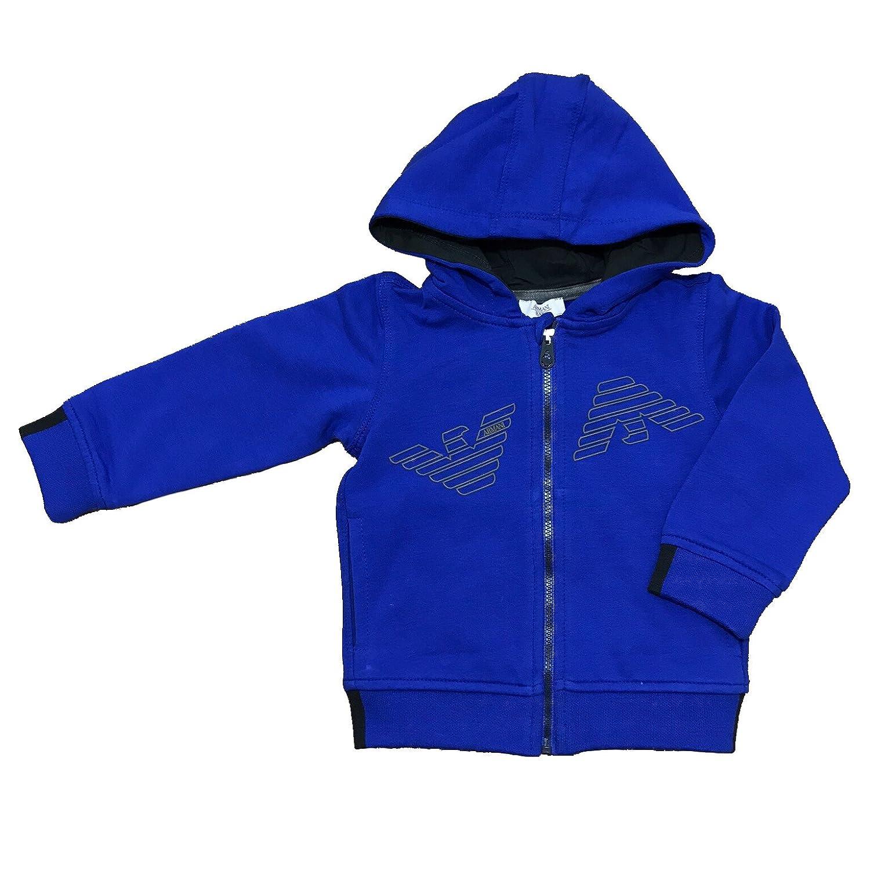 Armani Baby Boys Hooded Jacket 6YHB51