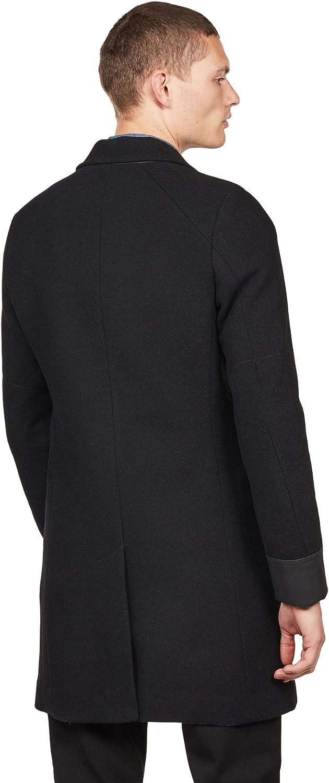 G-STAR RAW Mens Varve Wool Coat
