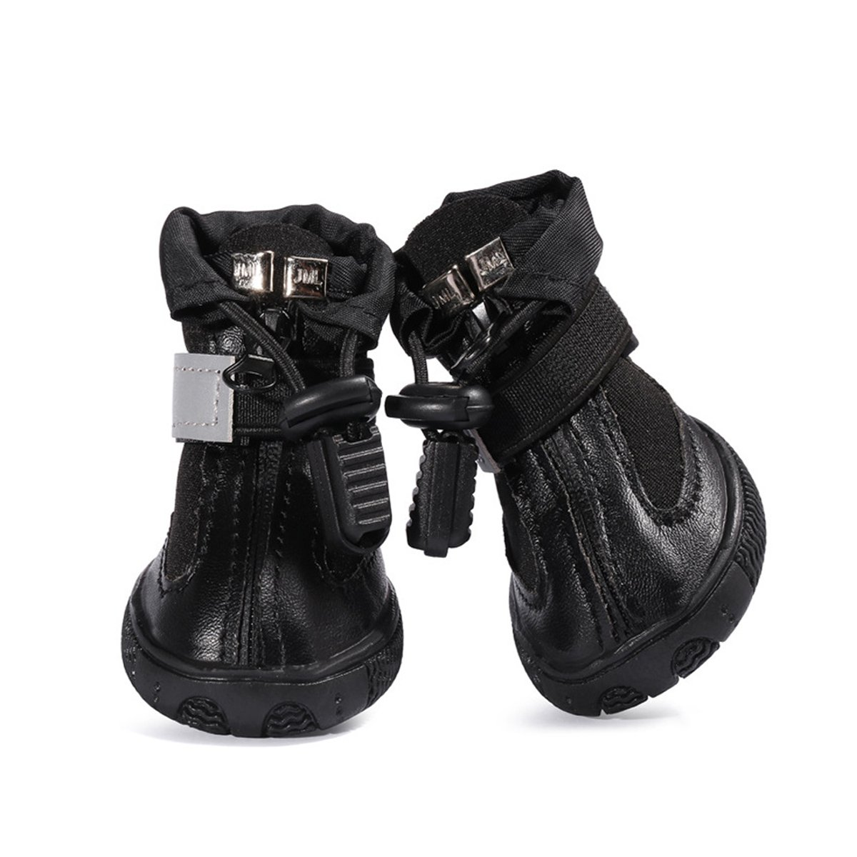 Namsan Adjustable Pet Dog Shoes Comfortable Anti-slip Waterproof for Daily Walking