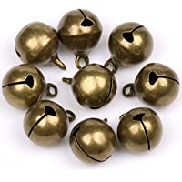 Zhichengbosi Jingle Bell, 10 mm Campanas de Bronce