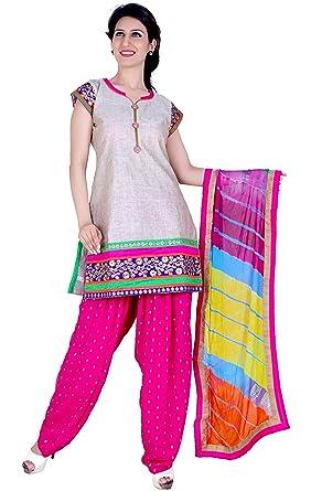203dd4cccfe5c Bedi Fashion Stylish Women's Indian Salwar Suit Ethnic Partywear Gorgeous  Bollywood Lattest Designer Readymade Patiala Salwar