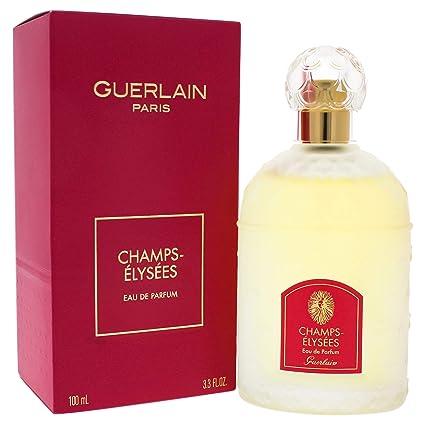 Guerlain Champs Elysees Agua de colonia para mujer en spray, 100 ml