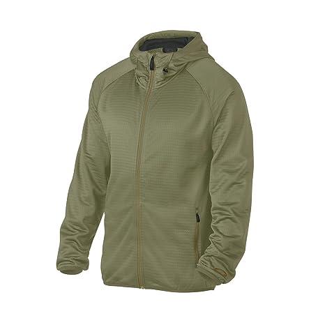 Oakley Tactical Hydrofree repelente al agua de caché de hombre chaqueta con capucha para mujer