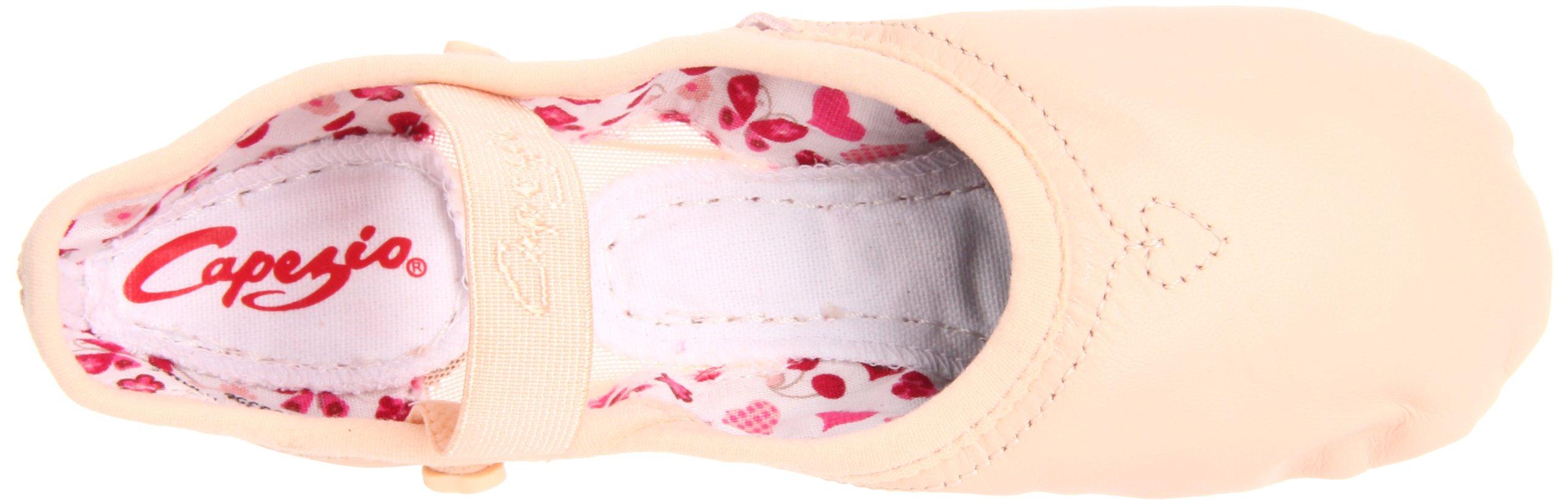 Capezio Love Ballet Flat (Toddler/Little Kid),Pink,11 M US Little Kid by Capezio (Image #7)