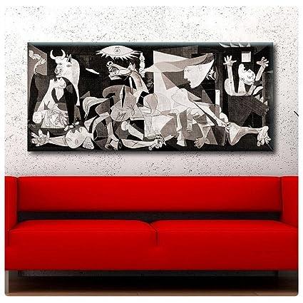 Amazon.com: Alonline Art Guernica Pablo Picasso POSTER PRINTS ROLLED ...
