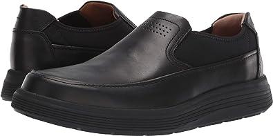 e31bbb67990 CLARKS Men s Un Abode Go Black Leather 7 ...
