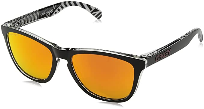 Sonnenbrillen Oakley Frogskins Oo 9013 Urban Commuter Collection Tokyo Black/ruby Prizm Unisex 4KE0LjVT9