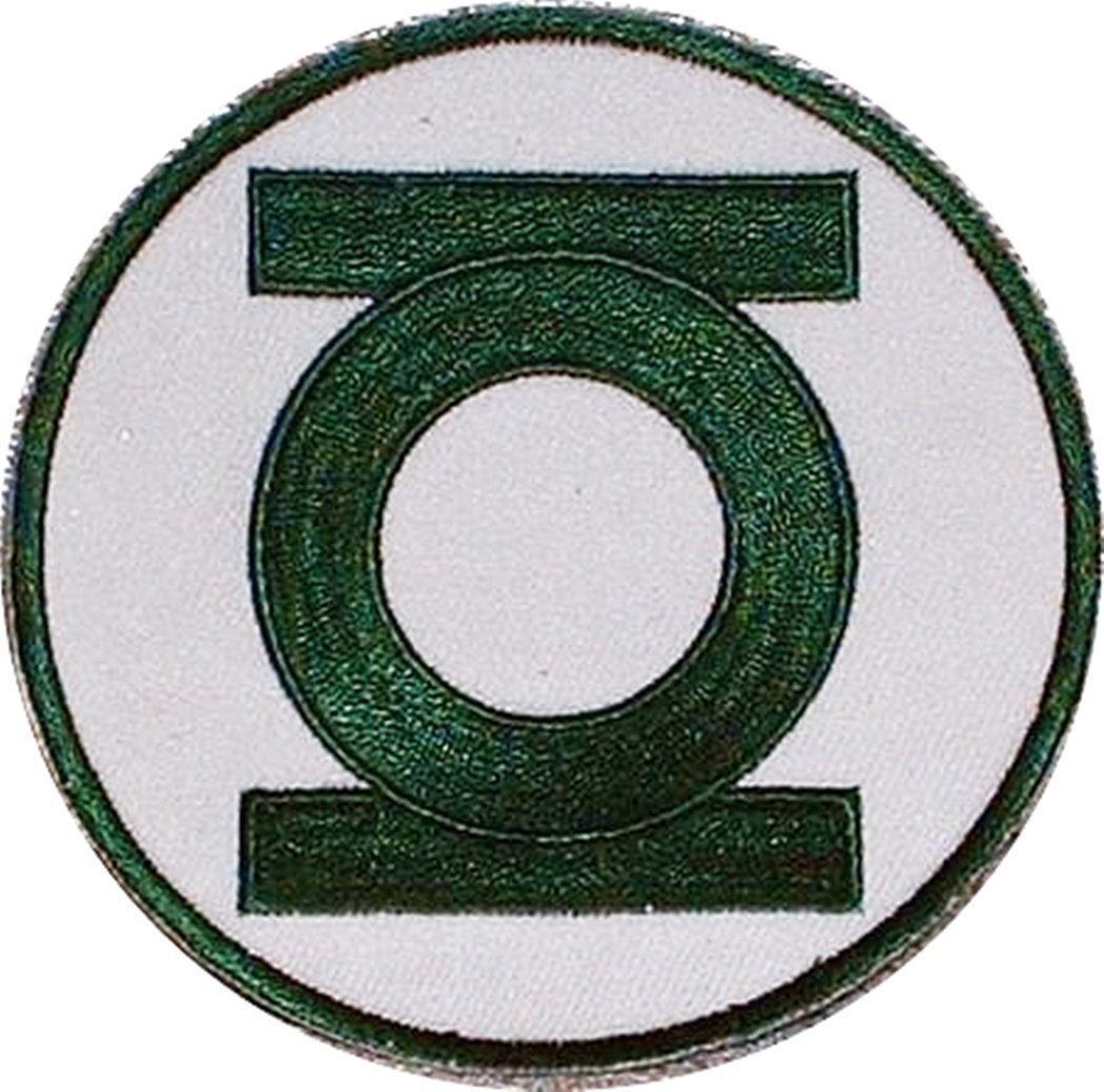 Amazon Green Lantern Dc Comics Embroidered Chest Logo Patch