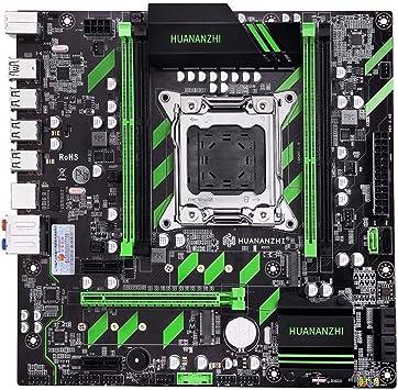 Huananzhi X79 ZD3 Placa Base,USB 3.0 Dual Pci-E 16X Nvme SSD ...