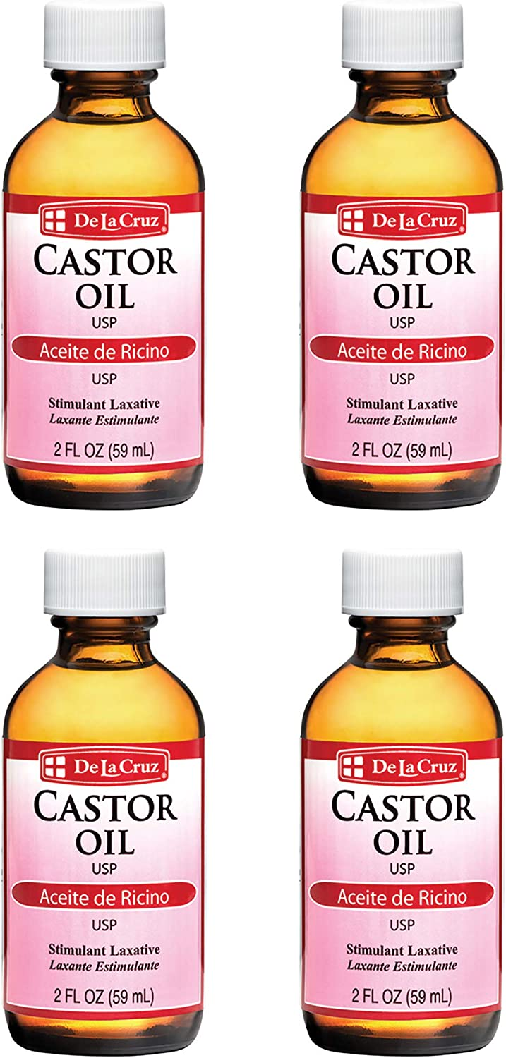 Amazon.com: Aceite de la Cruz Castor Oil, 2 Onza: Beauty