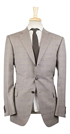 PAL ZILERI MAINLINE Brown Wool 3/2 Button Sport Coat Size 52/42 ...