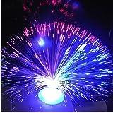 Supply EU Colour Changing Fibre Optic Fountain - Night light Calming Lamp