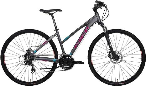 Carraro 705 Azimut S Bici Trekking Donna
