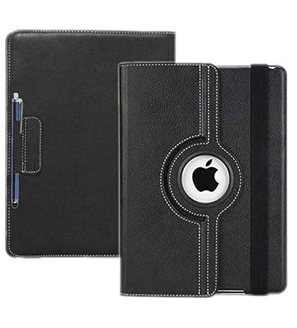 Ipad Case For Apple Ipad Mini 1st 2nd 3rd Generation Model A1432 A1454 A1455 A1489 A1490 A1491 A1599 A1600 Or A1601 Plain Black