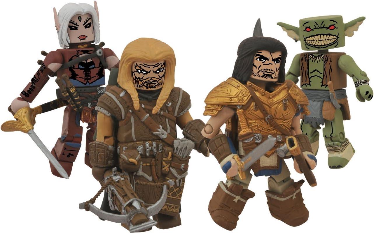 Pathfinder Minimates Series 1 Box Set