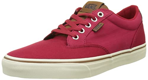 0b723a8b80 Vans Men s Mn Winston Low-Top Sneakers  Amazon.co.uk  Shoes   Bags