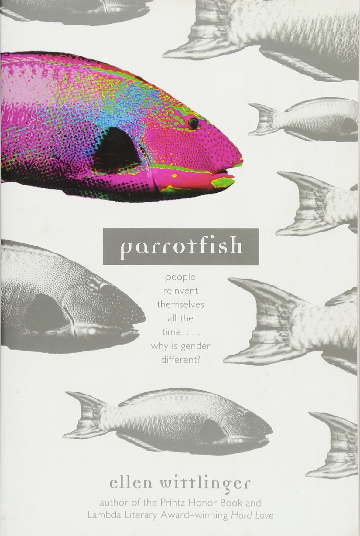 Image result for parrotfish ellen wittlinger