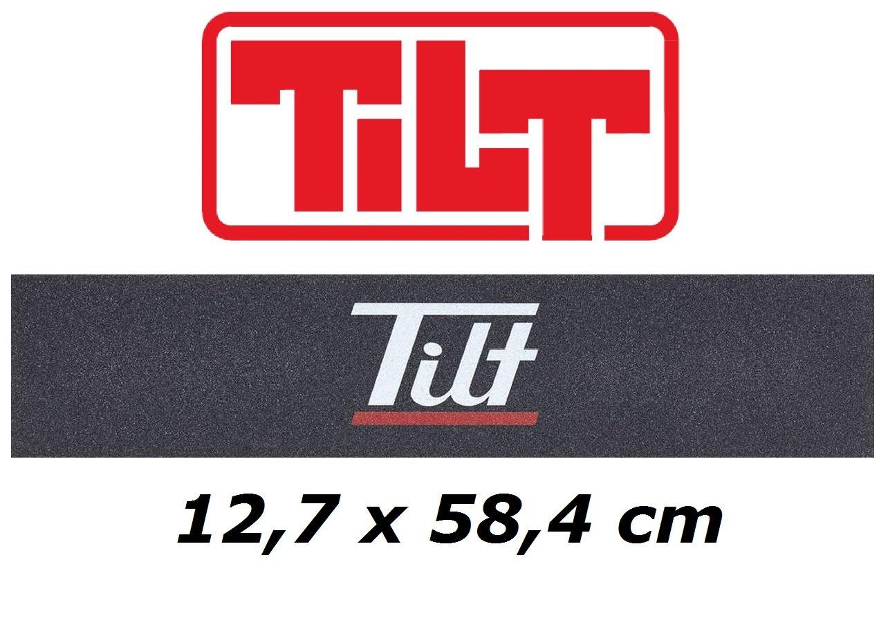 Patinete de Tilt Grip Tape 584 x 127 mm + Fan tic26 ...