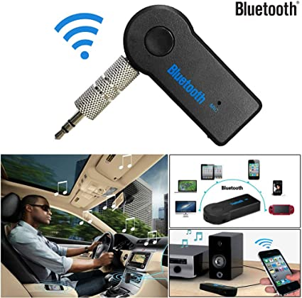 car bluetooth music receiver hands free manual